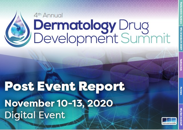 Derma Post-Event Report Cover